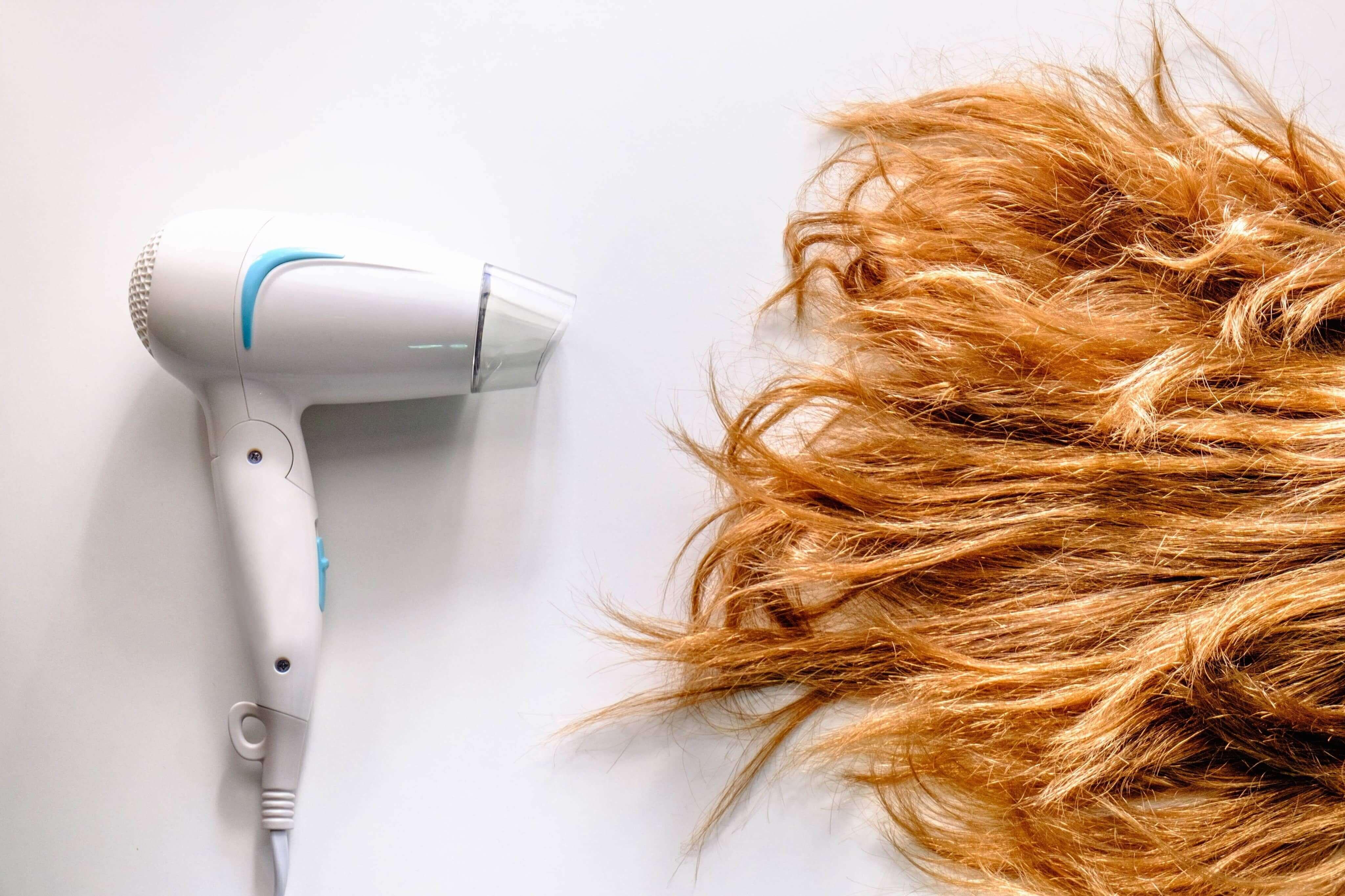 saç düzleştiricisinin zararları
