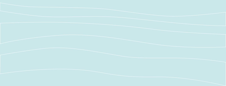 Dalgalı zemin, açık turkuaz