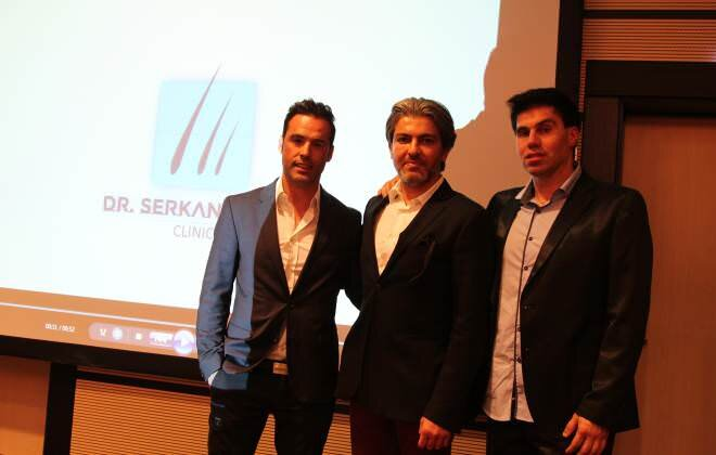 Dr. Serkan AYGIN and his partners