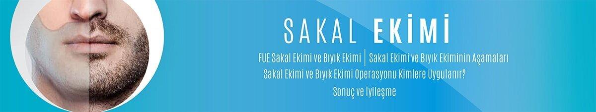 Sakal ekimi üst banner