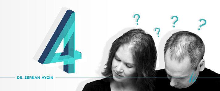 FUE Saç Ekimi Hakkında Sorulan 4 Soru