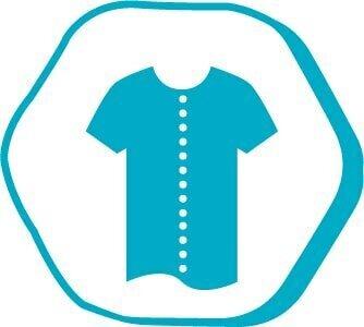 Символ об удобной верней одежде перед операции