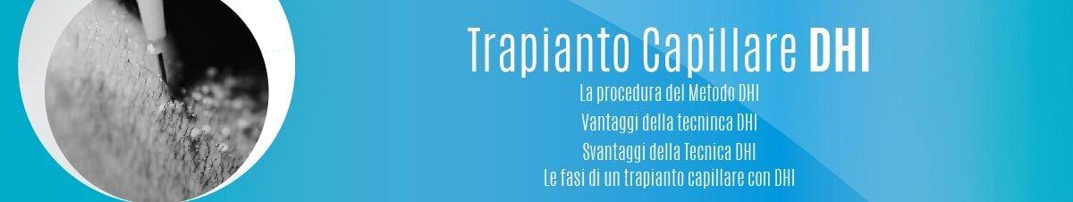 Trapianto Capillare DHI-01
