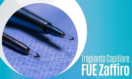 Trapianto Capillare FUE Zaffiro-02