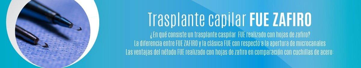 Trasplante capilar FUE ZAFIRO-01