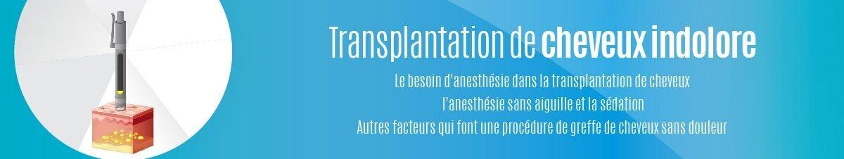 Le besoin d'anesthésie dans la transplantation de cheveux-01
