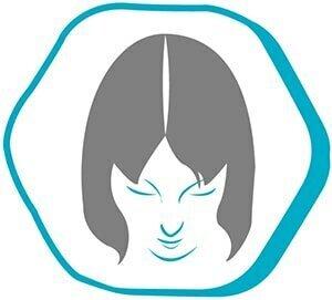 השתלת שיער לנשים לודויג I