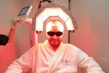 Hair Transplantation with Laser Hair Therapy