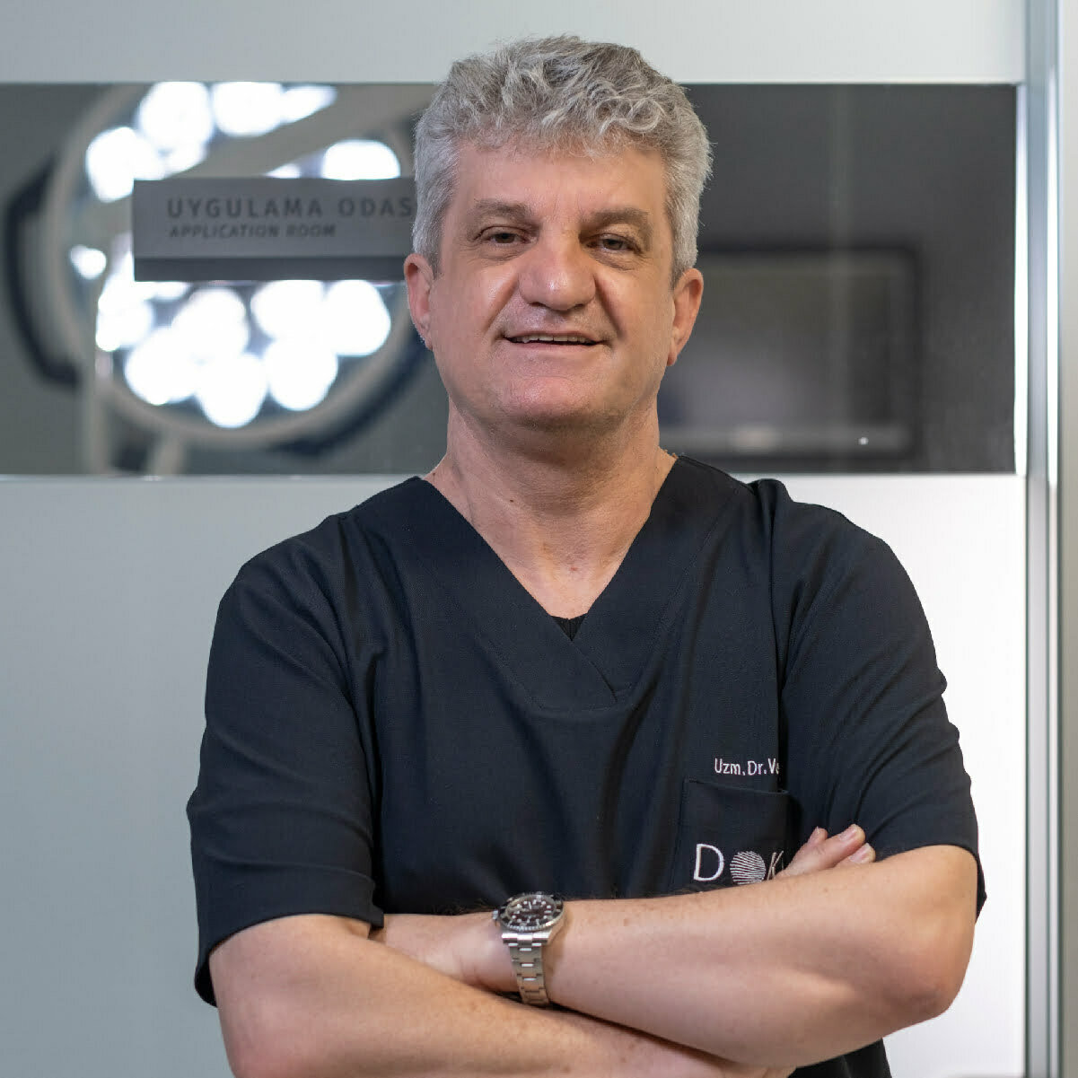Vedat Emir / Anaesthesiology and Reanimation Doctor